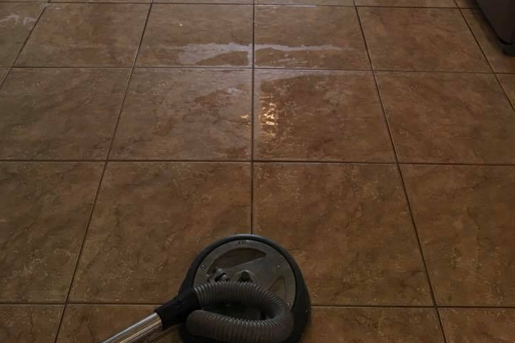 Ceramic Tile & Grout Cleaning